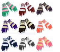 Wholesale High quality Unisex iGlove Capacitive Touch Screen Gloves for iphone C S for ipad smart phone iGloves gloves Pairs Free DHL