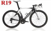 Wholesale Frss shipping rb1000 road bike frame white black cipollini carbon frameset fork headset seatpost clamp