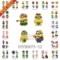 hello kitty stickers - 1000pcs Refrigerator Blackboard Magnetic Sticker Fridge Magnet Avengers Despicable Me Pink pig Hello Kitty Super Mario Mickey Batman Frozen