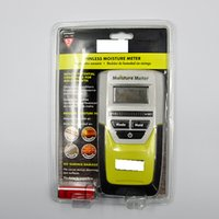 drywall - Pinless Digital Moisture Meter E49MM01 Mold Growth Hardwood Masonry Drywall