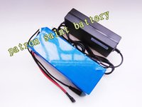 bike battery 36v - electric bike battery V AH Lithium Battery with PVC Case BMS and Charger free V A charger