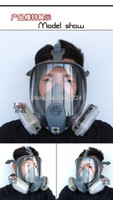 chemical respirator mask - Full Face Gas Mask Filter Cartridge Chemical Anti Dust Paint Respirator Mask Large Field Of Vision