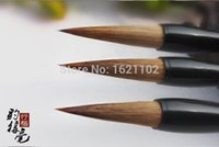 best category - Best price set Chinese category calligraphy brush pen ink writing brush Calligraphy Brushes bamboo Pure weasel s hair