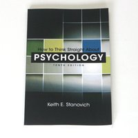 Wholesale New Arrival book How to think straight about psychology by Keith E Stanovich