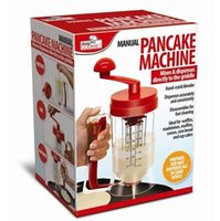 Wholesale Manual Pancake Machine Cupcake Funnel Batter Dispenser Cream Separator Tool Egg beater Mixer Blender For Waffles