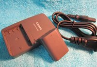 Wholesale Canon NB LH G7 G9 lithium battery charger