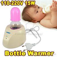 Wholesale Convenient Safe Baby Bottle Warmer Infant Sterilizer Warming Milk Bottles Heater Thermostat Sterilizer Feeding Bottle YM A