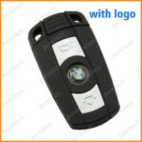 alarm key replacement - bm old seris car remote key shell replacements buttons M36186 Alarm Systems amp Security