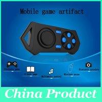 Joystick sin hilos de Gamepad del regulador del juego de Bluetooth de la nueva llegada para el teléfono androide Smartphones 010080 del teléfono / del IOS