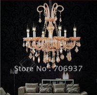best luxury candles - new design best selling Luxury crystal candle lights with Name Brand mm diamater Design OEM