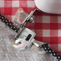 big brother machine - Leap butterflies big brother household sewing machine presser foot curling mm two fold edging sewing machine parts