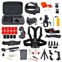 gopro accessories - GoPro Accessories Outdoor Sports Bundle Kit for GoPro Hero Cameras and sj4000 sj5000 cameras in Riding