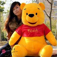 big pooh - Hot Sale High Quality Giant Stuffed Winnie the pooh Size inches cm