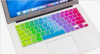 laptop protective film - colorful keyboard covers protective film Keyed Film skin prect for Apple MAC pro retina air keyboard