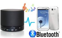 Wholesale S10 Stero Bass AUX TF Card Bluetooth Speaker with Mic Mobile TF Card Bluetooth Speaker