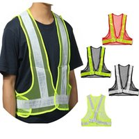 Wholesale Hot Sale Lowest Price High Quality Reflective Vest High Visibility Warning Traffic Construction Safety Gear NEW