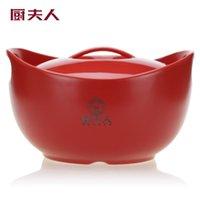 Wholesale shaguo sauceboxes soup pot ceramic casserole hot pot slow cooker panelas panela enamel pot pan thermal soup ceramic saucepans