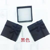 Cheap Ring Earrings Casket Bracelet Trinket Jewelry Boxes Lover Gift Wedding Favor Bag Packing Case Holder free shipping 60020