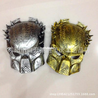 animations themes - Factory direct sale masks Cartoon animation film theme Predator mask Predator avpr lone wolf mask antique mask Men