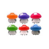 Wholesale Mini Vacuum Cleaner For Desk Laptop Keyboard Vacuum Sweeper Portable Dust Catcher With Mushroom Design mm