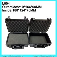 Wholesale multi function home plastic tool case waterproof tools storage case