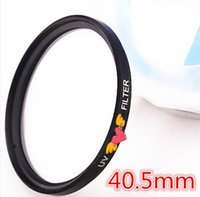 Wholesale 40 mm To LC Len UV lens filter Protector Protective NX1000 NEX N R6 for Sony
