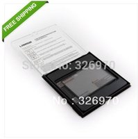 Wholesale tracking number LARMOR GGS Self Adhesive Optical Glass LCD Screen Protector for Canon DII d2