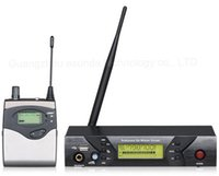 Wholesale Professional Wireless In Ear Monitor System for Stage Performance Wireless Microphone Monitoring System with USB