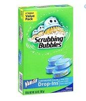 Wholesale Scrubbing Bubbles Toilet Bowl Drop Ins Blue Pk