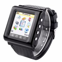 answers telephone - New GSM AK812 Unlocked smart watch mobile phone quot Touch Screen support SIM TF FM radio MP3 bluetooth Mobile Watch telephone