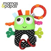 Wholesale newborn baby gift mamas papas baby rattle Bed stroller Hanging