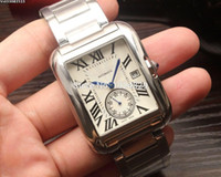 auto wrapped - Classic Top Luxury Dress Automatic Watch Men Retro Wrap Brand Hour Famous Designer Stainless steel Clock Casual Analog Dial Gift