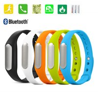Wholesale Fitbit Flex WristBands Sport Bluetooth OLED USB smart watch Bracelet Smartband Passometer Fitness Tracker For Android IOS Phone fitbit