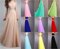 empire line dress - Cheap A line Empire Chiffon Bridesmaid Dress Cap Sleeves Sweetheart Long Length Backless Coral Evening Gowns Prom Dresses Under EB239