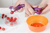 Wholesale New Arrival Hot Nordic Cherries Creative Kitchen Gadgets Tools Pitter Cherry Seed Tools Fast Enucleate Keep Complete Creative Tools