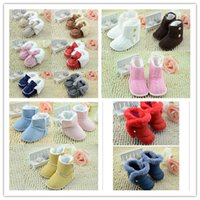 infant winter shoes - Winter Baby girls boys boots Lovely girls shoes Children s shoes Baby kids boots Princess boots Infant Toddlers boots Fit Age kids