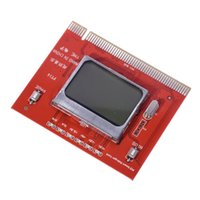 Wholesale 1pcs LCD Display PCI PC Computer Analyzer Tester Diagnostic Card
