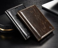 Wholesale For Blackberry Passport Silver Edtion Nexus P CaseMe Luxury Magnetic Leather Wallet Stand Case Flip Cover With Card Holder Phone