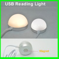 Wholesale 5W DC V USB LED bulb SMD energy saving LED night light LED camping lamp reading light magnet lamp