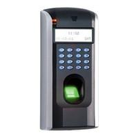 Wholesale F7 ZK Software Biometric Fingerprint single door access control system