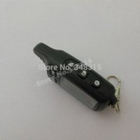 Wholesale LCD Remote for Tomahawk TW9010 TW two way car alarm system FM transmitter M38335