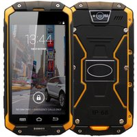 Wholesale Discovery V9 IP68 Rugged Waterproof Smart Mobile Phone MTK6572 Dual Core Android Dustproof Shockproof G GPS