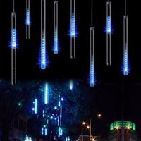 Wholesale 40pcs cm waterproof Meteor Shower Rain Tubes LED Light for Party Wedding Decoration Christmas Holiday LED Meteor Light