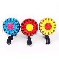 Cheap New Beautiful Flower Bike Bicycle Cycling Handlebar Ring Horn Bell Alarm Metal #67752