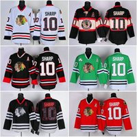 Ice Hockey chicago - Chicago Patrick Sharp Hockey Jersey Fast Stitched Numbers