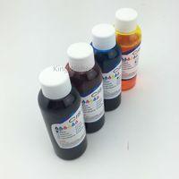 Wholesale ML T1901 T1902 T1903 T1904 Edible Ink Kit For Epson ME401 ME303 ME301 Color Printer