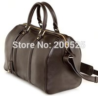 Wholesale Excellent Lady fashion sp bandouliere Ori canvas and cowhide leather handbag tote