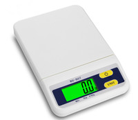 Wholesale 3000g g kg Food Diet Postal Kitchen Digital Scale balance weight weighting LED electronic wh b07