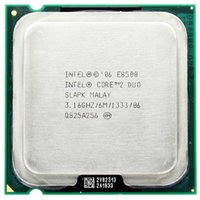 Wholesale Not a Brand New Intel Core Duo E8500 GHz OEM CPU SLB9K Processor MB Cache