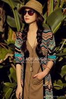 Wholesale Women Striped Straw Braid Plaited Knit Beach Summer Sun Panama Hat Bohemia Cap